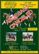 Breeders meeting canceled